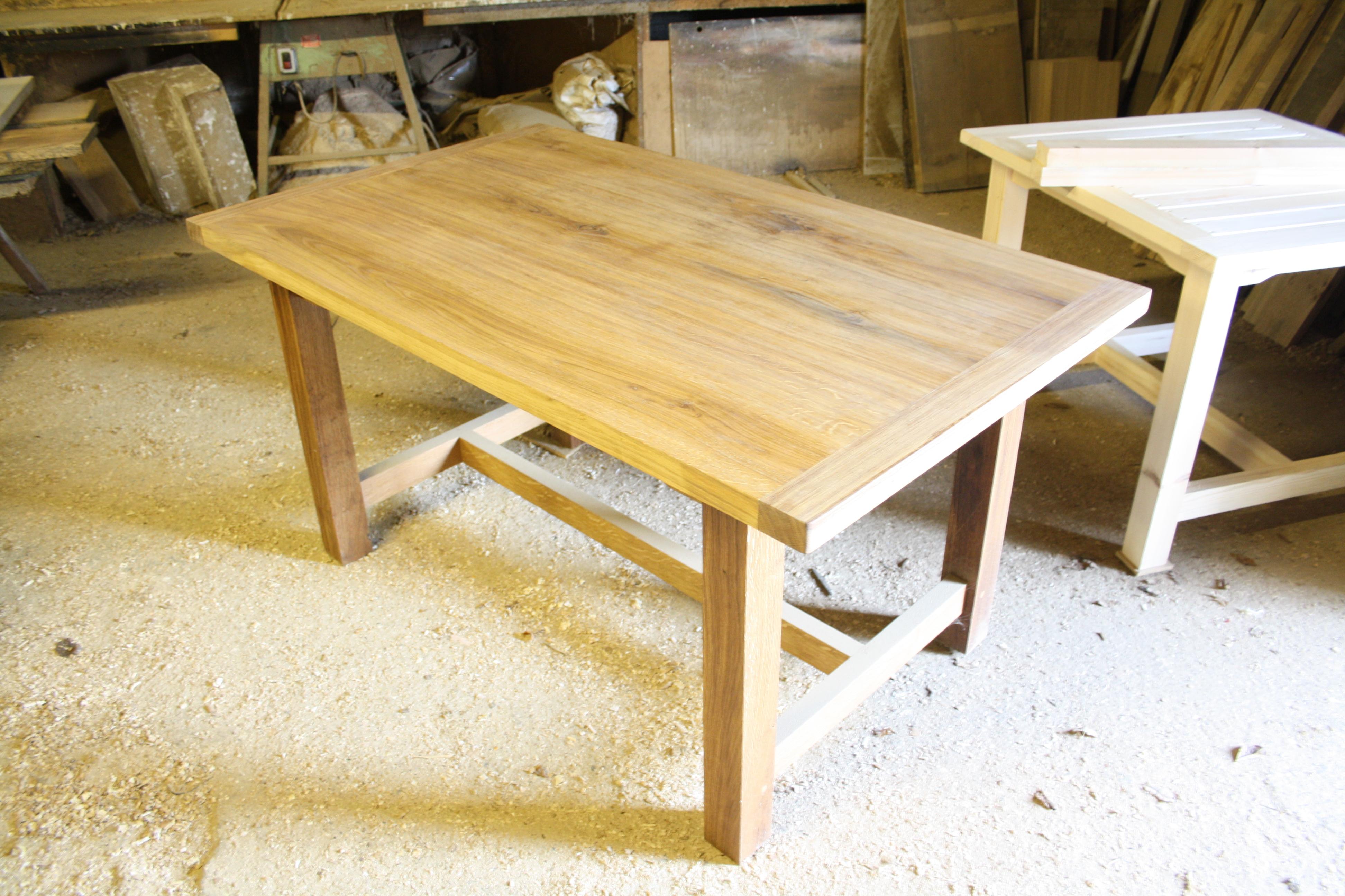 new oak kitchen tables for sale