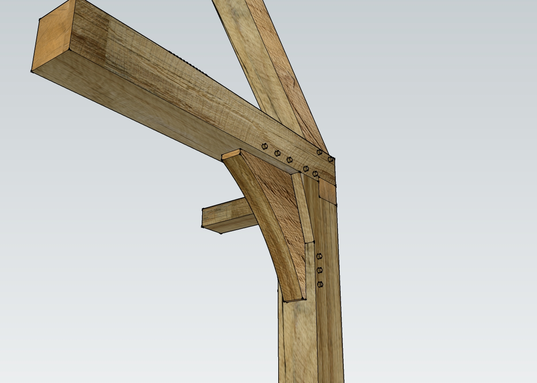 3D Frame Design Services   Traditional Oak  amp  Timber Co