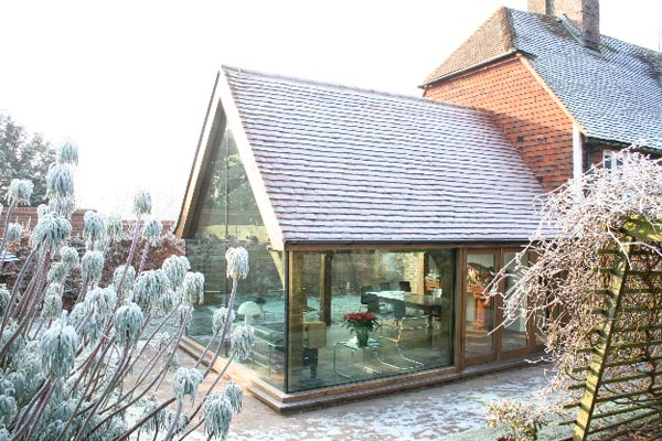 Oak Framed Sun Room Extension Tradoak Case Study