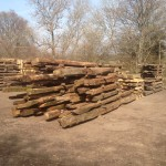 Why reclaimed oak is eco-friendly