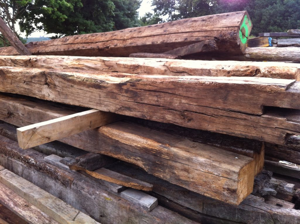 Reclaimed Oak Beams Amp Boards For Sale Uk Delivery