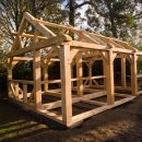 Oak-framed build – from design to finished product
