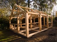oak-framed build