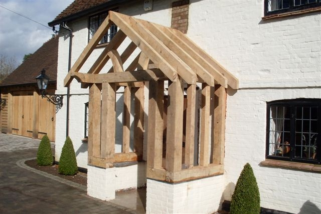 oak beam extension