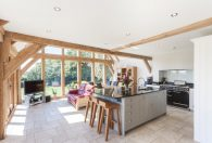 oak beam extension