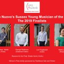 Sussex Young Musician of the Year 2019 finalists revealed